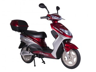 X-Treme E-Bikes XB-504 Electric Bicycle Moped Motorcycle on