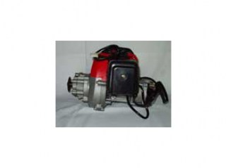 XG-555 Gas Scooter Parts : Scooter Engine - 50CC With
